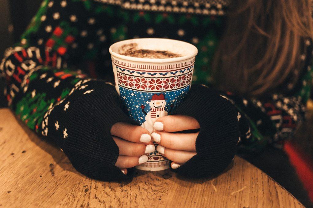 Enjoy Christmas food and festivities