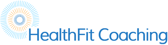 HealthFit Coaching Logo offering Health, Lifestyle, and Nutrition Coaching Exercise Physiology Personal Training